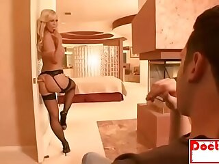 anal big blonde blowjob boobs family