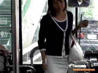 asian girls public teen