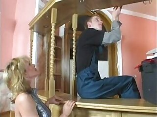 anal ass big blonde cumshot family