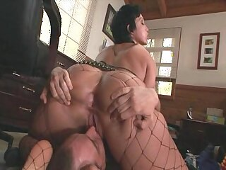 ass blowjob brunette cumshot femdom fetish