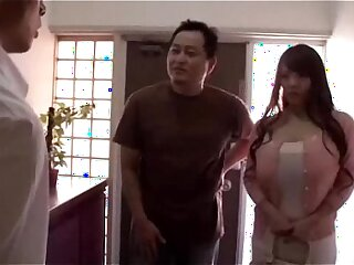 asian stripping wife