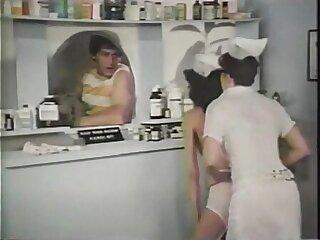 classic cumshot doctor nurse oral sex orgy
