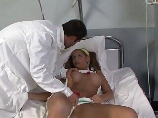 anal blowjob doctor handjob hardcore innocent