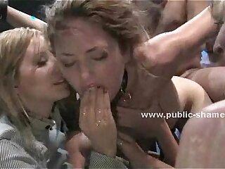aggressive anal ass bdsm forced gangbang