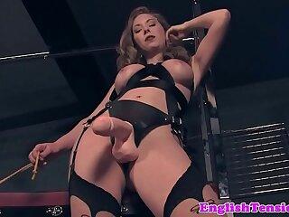 bdsm bondage domination mistress pissing