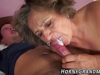 blowjob cougar granny hairy hardcore high definition