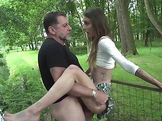18 years anal blowjob cumshot deepthroat doggystyle
