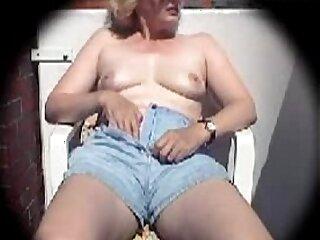 blonde car fingering hidden cams masturbating mature