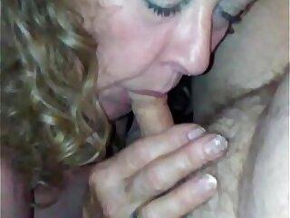 cougar cuckold deepthroat granny mature old