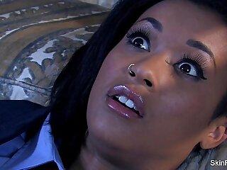 ass big ebony lesbian oral sex pornstar