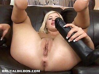 amateur anal ass big blonde brutal