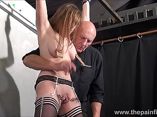 bdsm beautiful nipples punishment pussy slave