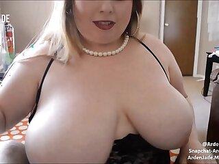 amateur ass bbw big big tits blowjob
