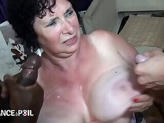 amateur french granny