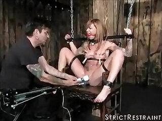 bondage compilation orgasm weird