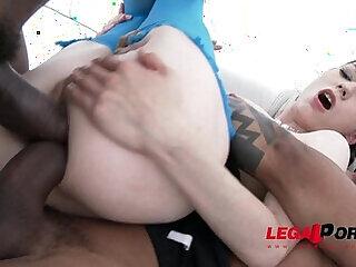 anal ass big creampie double penetration gangbang