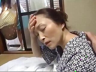 aunty doctor japanese mom