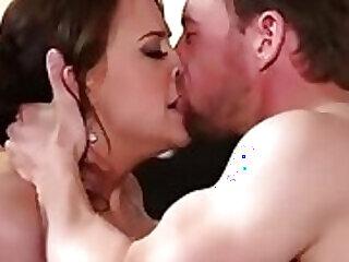 big big tits black brunette cuckold dick