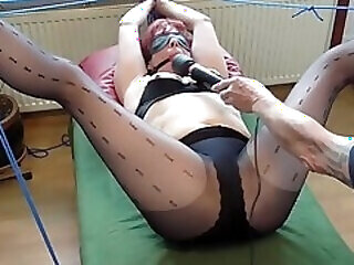 bdsm fisting homemade slave squirting
