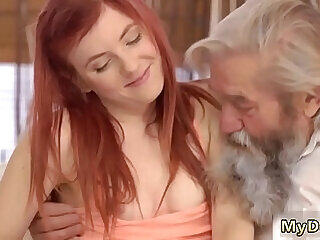 anal blonde blowjob creampie dick fake tits
