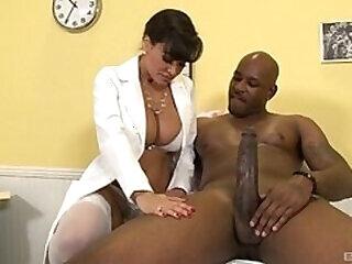 big big cock big tits black blowjob brunette