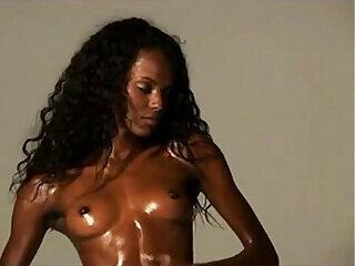 american black flexible pussy stripping