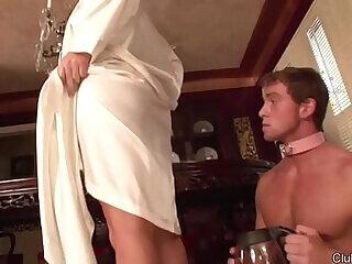 ass bdsm cuckold double penetration femdom mistress