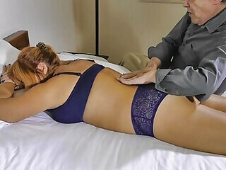 amateur bbw cougar fingering massage mature