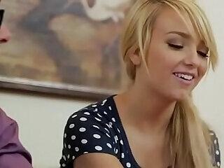 anal ass babysitter blonde brunette bukkake
