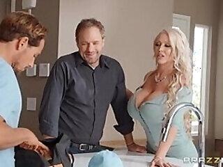 big big tits blonde couple dick fake tits