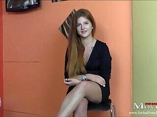 18 years casting german pornstar student