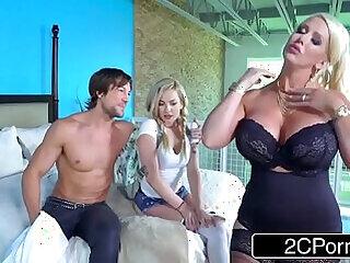 anal ass big big tits blonde boobs