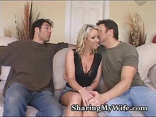 swingers wife