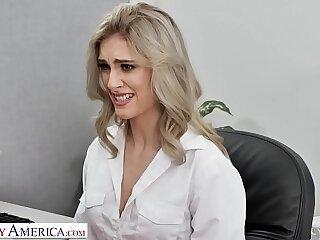american boss hardcore lingerie oral sex small tits