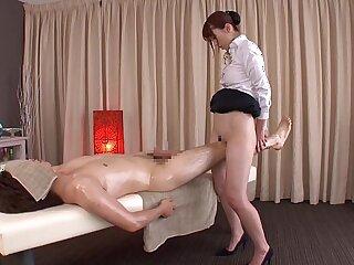 bizarre cfnm fetish high definition japanese massage