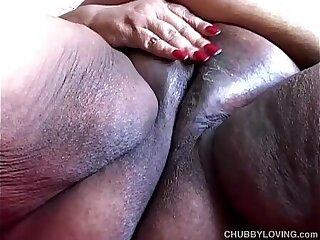 ass bbw big black fucking masturbating