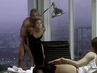 aggressive anal ass big cuckold forced