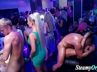 amateur blowjob cfnm fucking orgy party