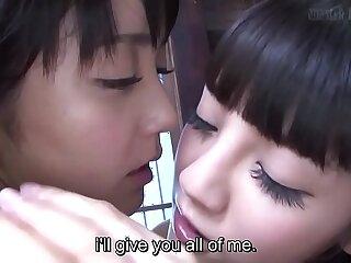 girls japanese lesbian licking oral sex panties