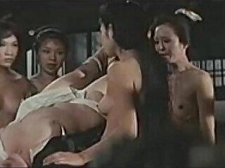 aggressive asian ass bdsm blonde forced