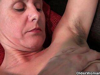 british granny hairy masturbating mature nipples
